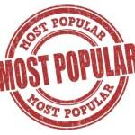 Priljubljene vrhnje domene doma in po svetu