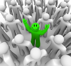 Izstopaj iz množice