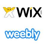 Povezava domene z Weebly ali Wix?