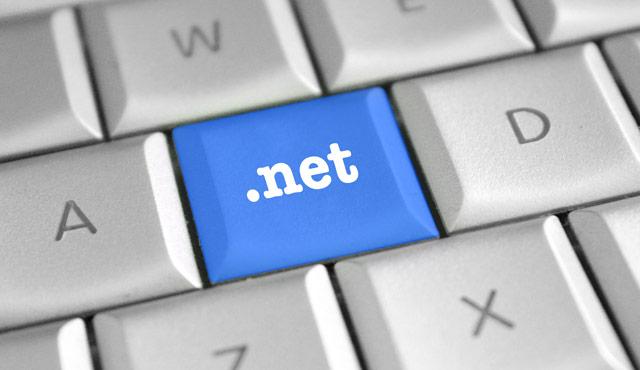 Registracija domene .net