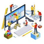 Kako ustvariti testno okolje za postavitev spletne strani?